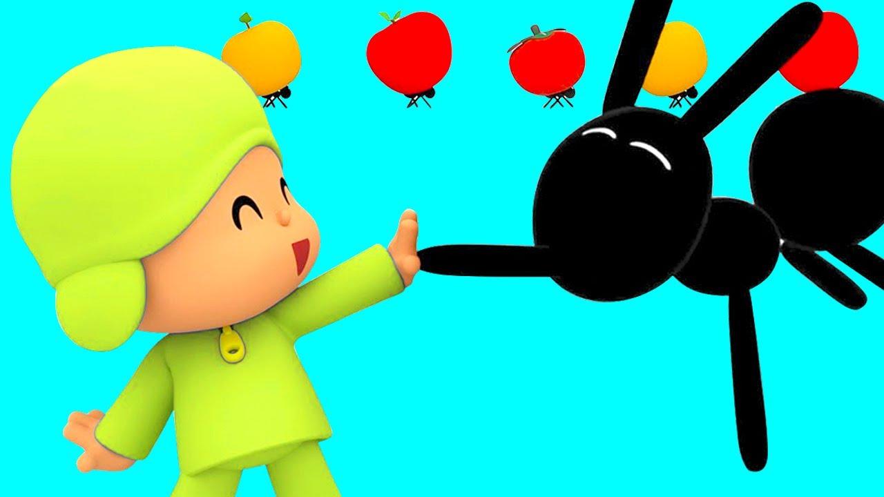 Pocoyo em Português | as Formigas Comedoras | Novos Episódios 2021