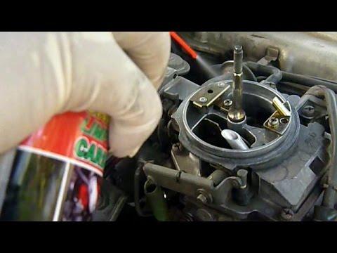 Limpiando Un Carburador Youtube