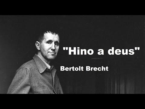 Bertolt Brecht - Hino a deus (poema)