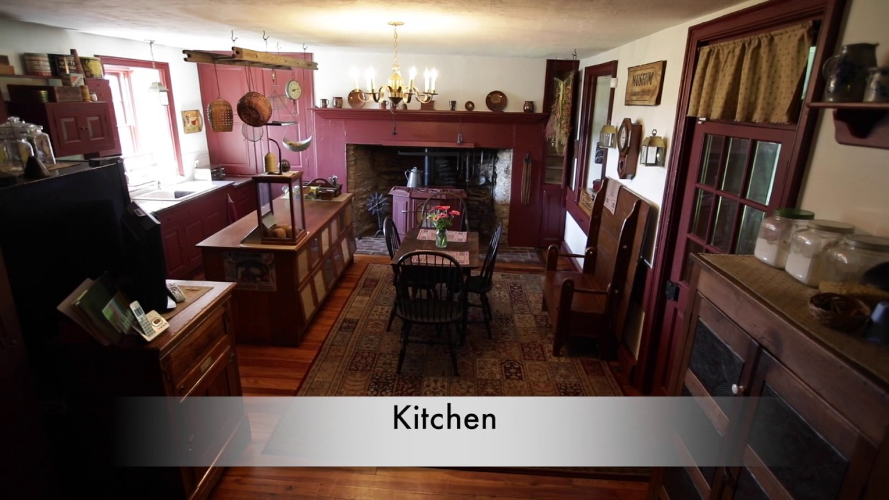 Tour An 18th Century Lancaster County Pa Colonial