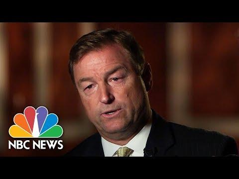 Senator Dean Heller Addresses Donald Trump's Rocky Relationship With The GOP | NBC News