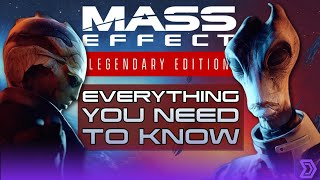 Mass Effect Legendary Edition - Improvements, Customisation, Bums, Engine, DLCs, Morality, & More