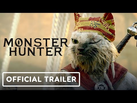 Monster Hunter Movie - Official Chinese Trailer (2020) Milla Jovovich, Tony Jaa