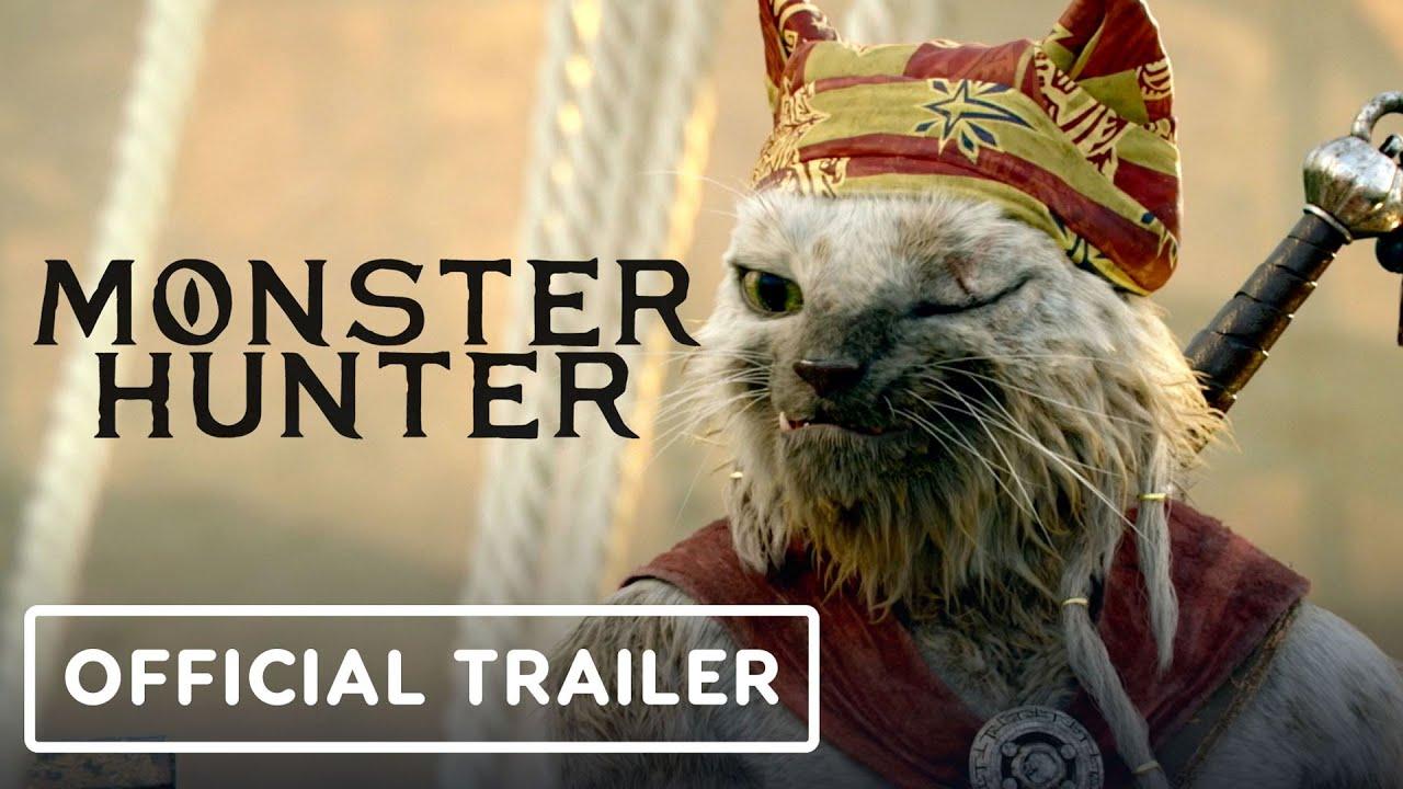 Monster Hunter: Chinese Trailer