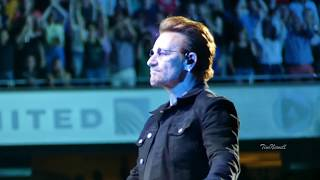 """U2 LIVE!: FULL SHOW in 4K / """"Buenas Noches, Chicago"""" / June 3rd, 2017"""