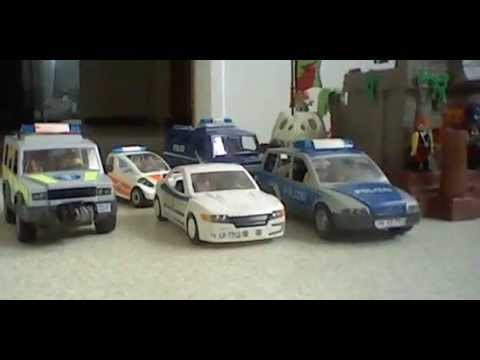 playmobil polizei 2 youtube. Black Bedroom Furniture Sets. Home Design Ideas