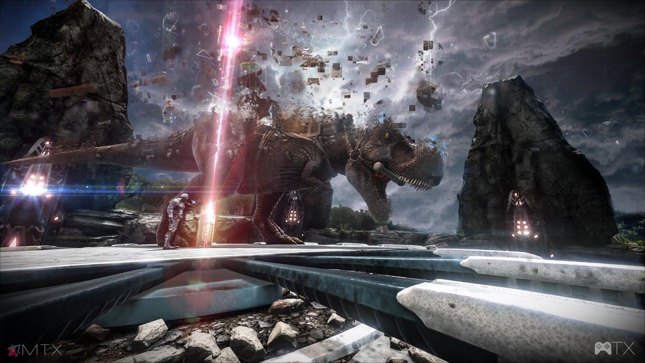 Ark Survival Evolved Wallpaper: ARK SURVIVAL EVOLVED : Serveur PvP