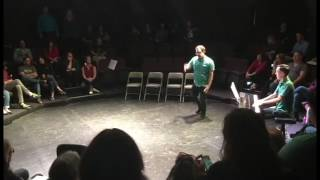 The Eyes are Watching Me - Musical Improv - Merlinworks Singing 401