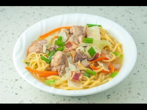 chang's chicken noodle soup recipe pinoy