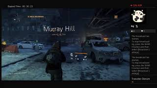 The Division, Part Fourty Three, PS4 Live Broadcast, No Commentary, Walkthrough