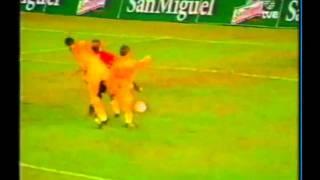 Spania - Romania 1 - 1 (19 NOI 1997, Palma de Mallorca - amical)