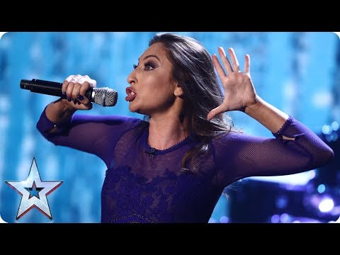 Jess Robinson gets the party started with her impressions | Semi-Final 5 | Britain's Got Talent 2017