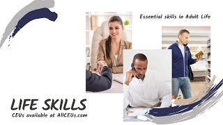 Life Skills in Counṡeling and Case Management