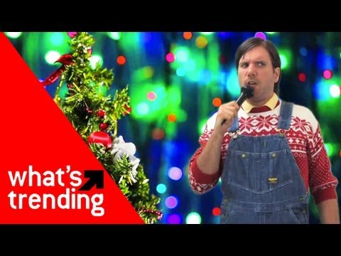 Jon Lajoie's Best Christmas Song EVER Plus Top Videos of 11/30/12 ...