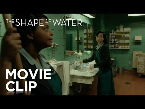"THE SHAPE OF WATER | ""Weakness In Character"" Clip 
