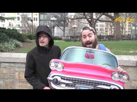Carpool Karaoke With Strangers