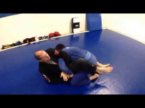 Veneration jujitsu technique of the week Kimura to arm bar