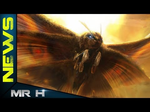 Mothra Adult Form LEAKED By NECA - Godzilla King Of The Monsters