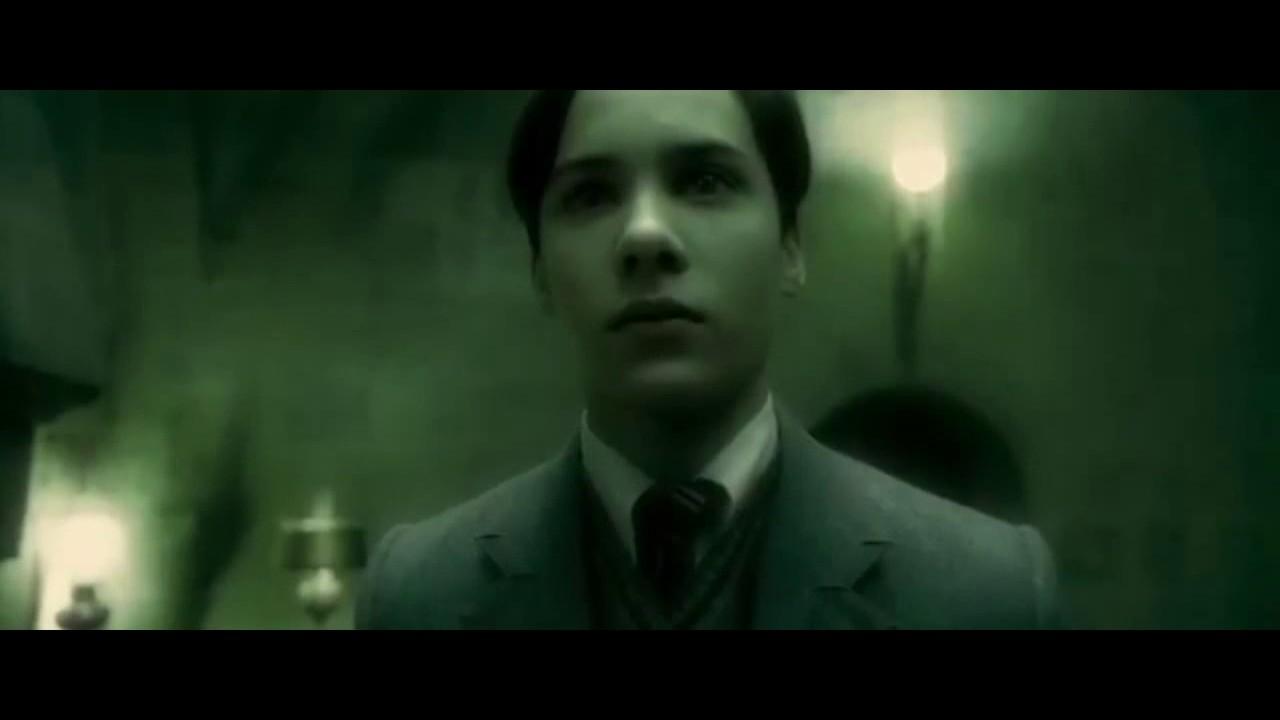 Гарри Поттер и Дары Смерти   Воспоминание о крестражах ...