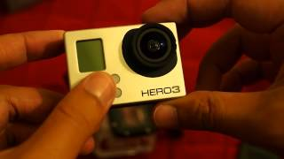 Gopro Hero 3 Silver Edition 1st Impression Review