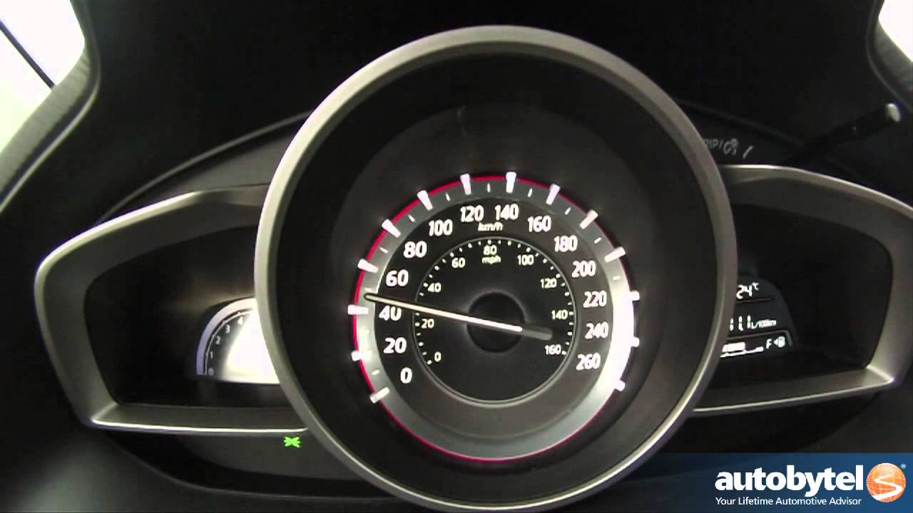 2014 Mazda3 Hatchback 0 60 Mph Test Video 2 0 Liter 155 Hp