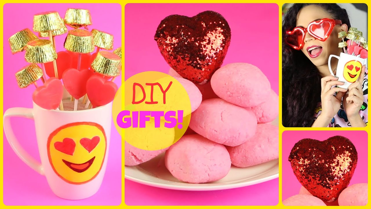 DIY Valentineu0027s Day Gift Ideas ! Easy DIY Gifts   YouTube