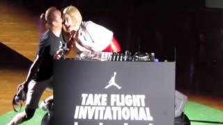 DJ SODA Show On  Jordan Take Flight Invitational Hong Kong MP3
