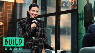 "Julia Goldani Telles Talks About The Fifth Season Of Showtime's ""The Affair"""