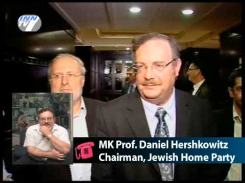 Hershkowitz Denies Likud-Jewish Home Merger Rumors