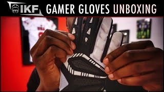 Cutters Gamer Football Gloves Unboxing - Ep. 268