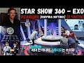 РЕАКЦИЯ на Star Show 360 - EXO (2 часть) | Озвучка SOFTBOX