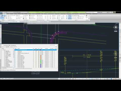 June 16, 2016 Civil 3D Users Group Event: Curb Ramp Modeling