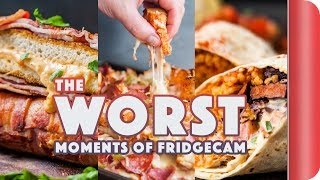 The Worst Moments Of FridgeCam - Compilation