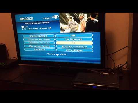 Cogeco HD test