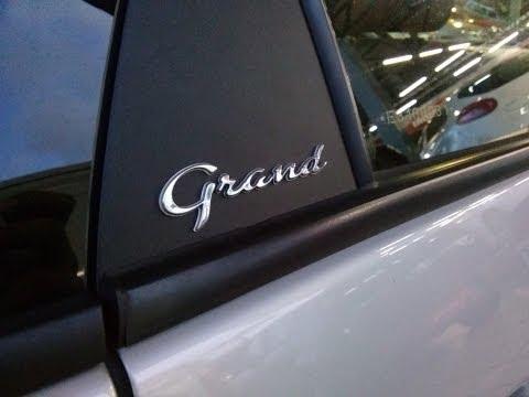 Fiat Grand Siena Attractive 1.4 8v Flex 2014