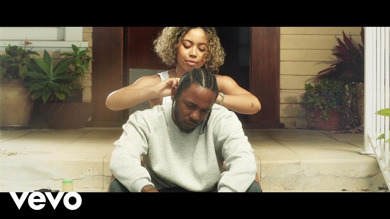 Kendrick Lamar - LOVE. ft. Zacari