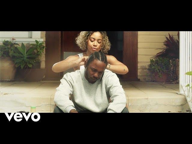 Kendrick Lamar - LOVE ft Zacari