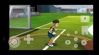 inazuma eleven striker wii