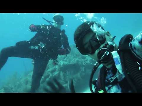 The Dive Station FL Keys trip 2017