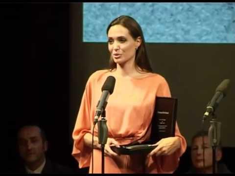 Sarajevo Film Festival Honor Angelina Jolie