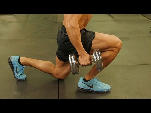 3 Ways to Naturally Boost Fat Loss - Leg Workout