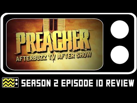 Preacher Season 2 Episode 10 Review & After Show | AfterBuzz TV