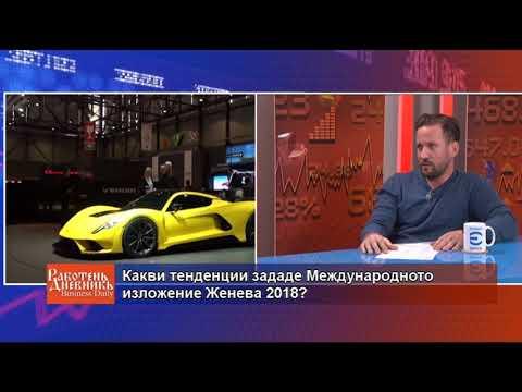 Business Daily с Димитър Вучев - 16.03.2018 (част 2)