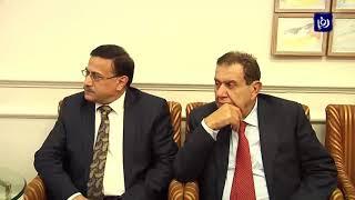 الأردن والعراق يبحثان فتح مجالات أوسع للتعاون الاقتصادي - (19-12-2018)