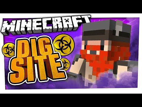 WE'RE POLLUTING!!! | Minecraft Dig Site #2 - YouTube