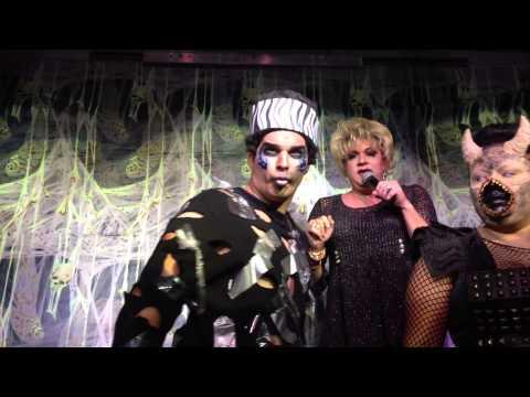 Derek Zoolander (Eric Goodwin) Wins Costume Contest!!