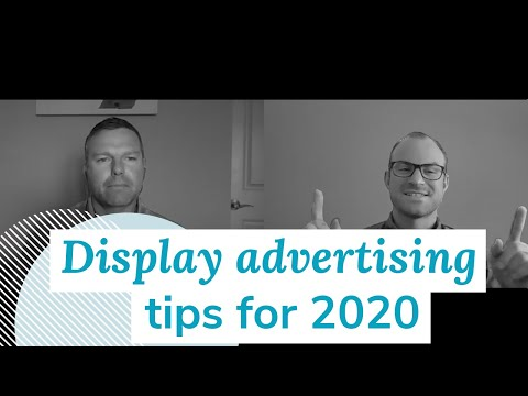 How to Do Display Ads | Monday Marketing Minute by Oneupweb
