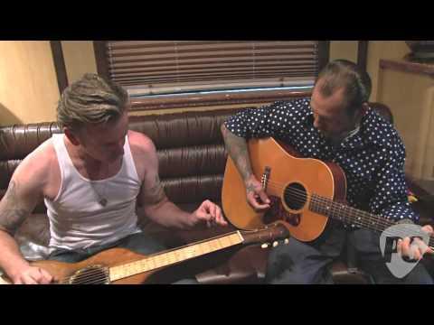 Acoustic Jam - Social Distortion's Mike Ness & Jonny Wickersham