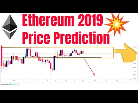 Ethereum Price Prediction 2019 ETH Technical Analysis ETH Chart Analysis