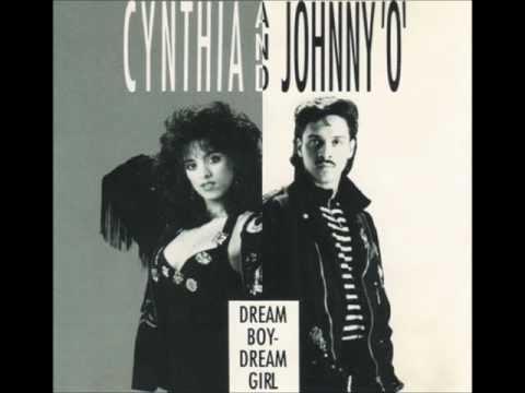 Cynthia & Johnny O - Dream Boy Dream Girl